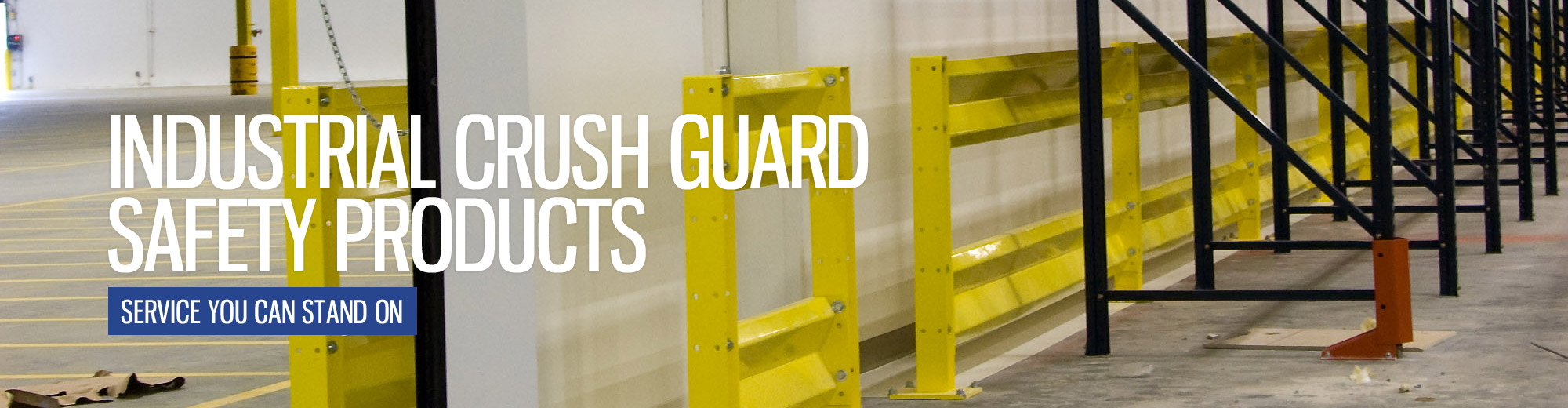 Bluff Manufacturing - Industrial Safety Rails | Dock Safety Equipment | Warehouse Safety Rail